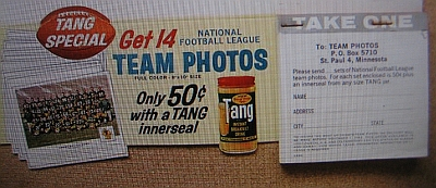 Tang offer order forms